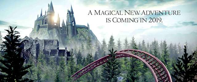 All aboard the Hype Train for Universal's new Harry Potter coaster