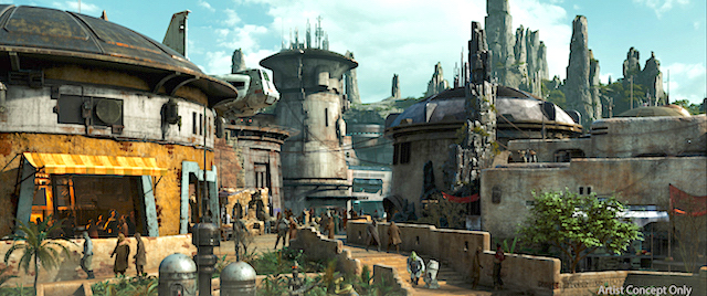 All aboard the Hype Train for Disney's Star Wars lands