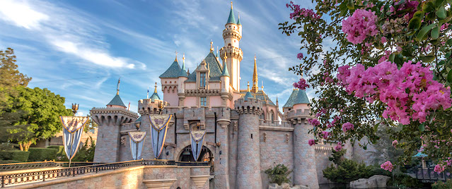 Disneyland's castle is getting a new roof