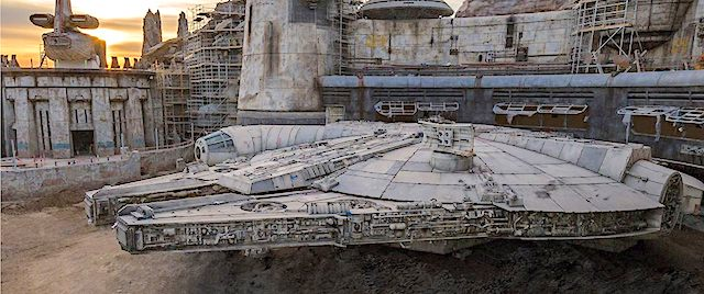 Breaking the code behind Disney's new Star Wars lands