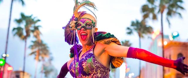 Universal Orlando announces 2019 Mardi Gras concert line-up