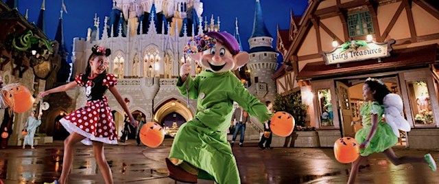 Disney World releases dates, tickets for its annual Halloween party