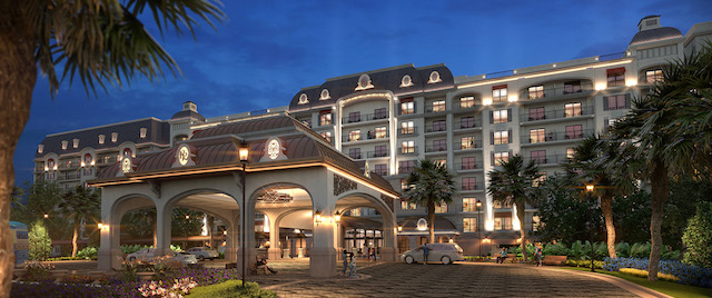 Disney World is taking reservations for its new Riviera Resort