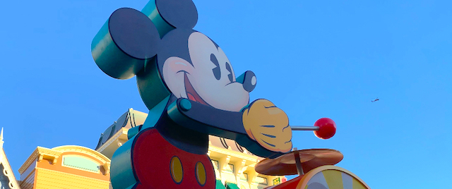 Get Your Ears On for the return of Mickey's Soundsational Parade