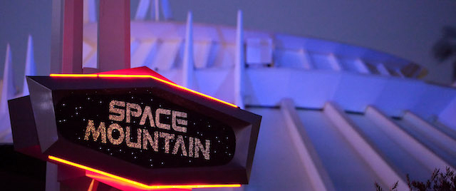 Here's what really happened this week on Space Mountain