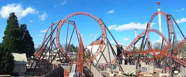 Check out the full on-ride POV video from Copperhead Strike