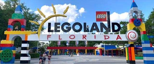 There's plenty for even grown-ups to enjoy at Legoland Florida