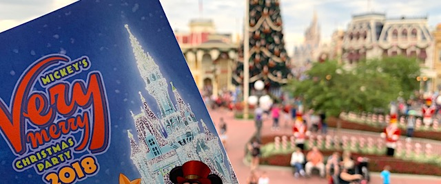 Tickets available now for Mickey's Very Merry Christmas Party
