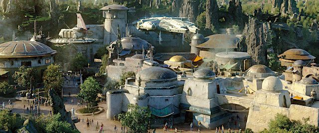 Disney and the challenge of finding a setting for a Star Wars land