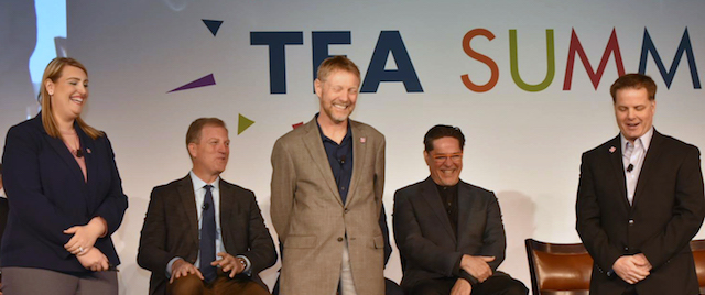 The TEA Summit shows how artists make the impossible happen