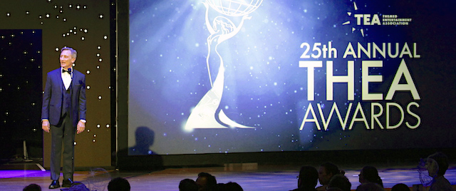 Creative leaders honor top attractions at the 25th Thea Awards