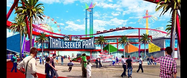Six Flags adds a new park concept for international markets
