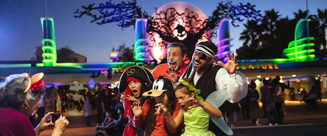 Disneyland gives its Halloween party a new name and home