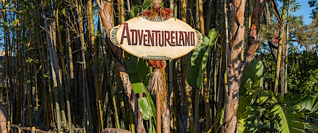 Star Wars preparations continue with new Adventureland sign