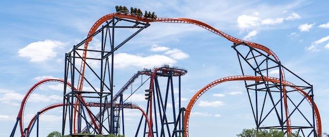 Le plus grand montagnes russes de la Floride s'ouvre à Busch Gardens Tampa