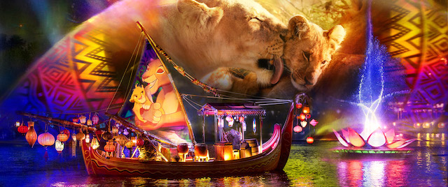 Disney characters are coming to 'Rivers of Light'