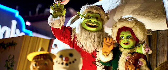 Universal Orlando gets ready for another holiday celebration