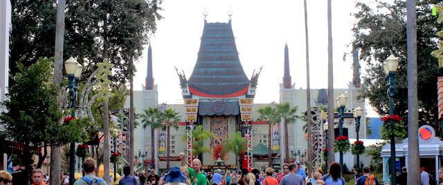 Quand la bénédiction de l'espace par Disney répond aux défis du design