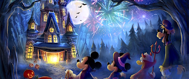 Un nouveau feu d'artifice d'Halloween à venir à Walt Disney World