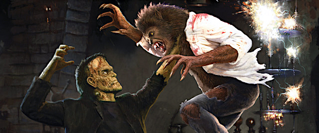 Classic Monsters return to Universal's Halloween Horror Nights