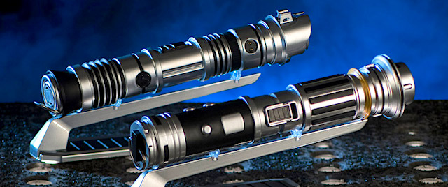 Want a lightsaber from Disney's Galaxy's Edge? Then earn it