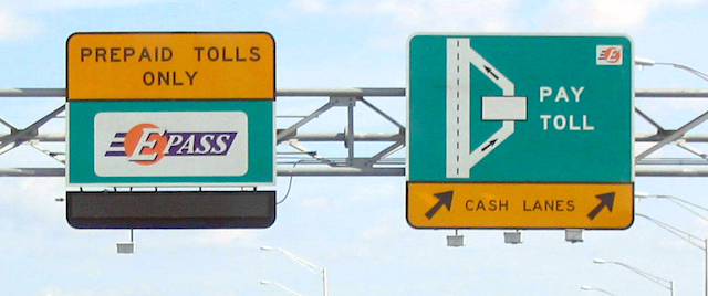 Here's a tip to save money on toll roads when visiting Orlando