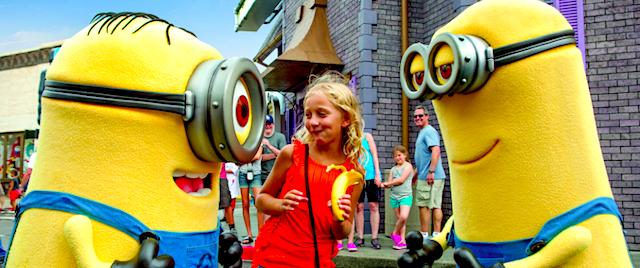 Nouvelles réductions sur les billets pour les parcs à thème Universal Orlando