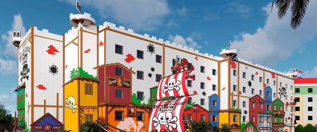 Legoland Florida announces opening date for Pirate Island Hotel