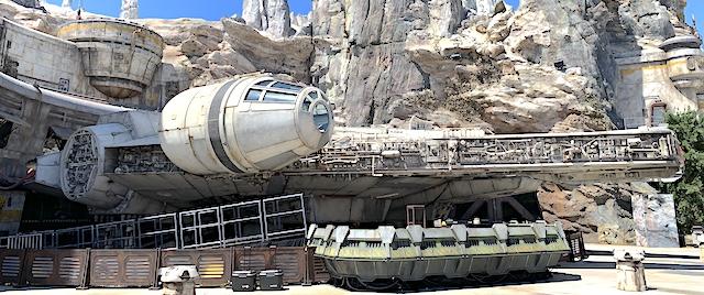 Bringing Star Wars to life in Disneyland's Galaxy's Edge