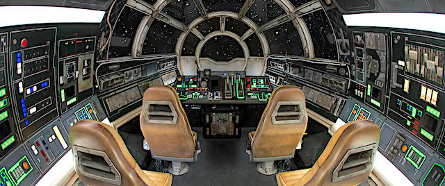 Star Wars land ride review: Millennium Falcon Smugglers Run