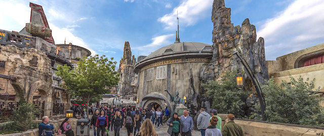 Full coverage of Star Wars: Galaxy's Edge