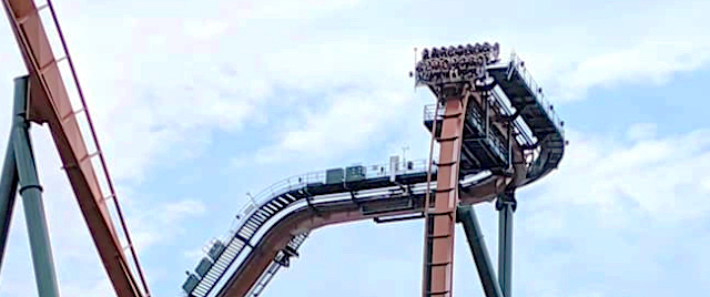 Canada's Wonderland strikes gold with Yukon Striker