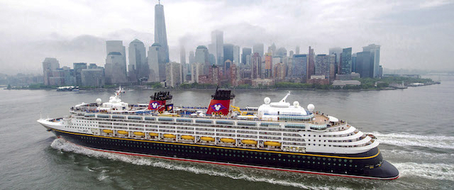 Disney Cruise Line in New York