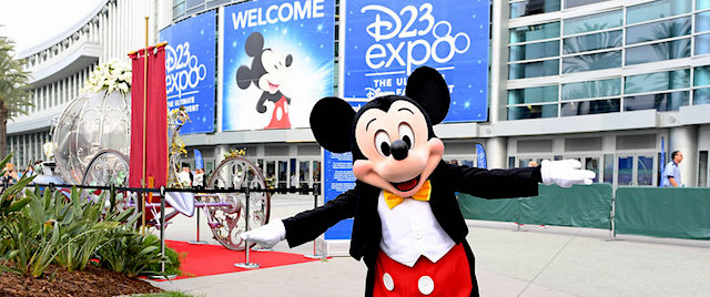 More details added to this summer's D23 Expo program
