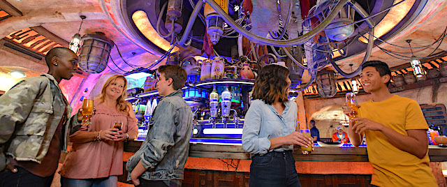 New reservation system coming for Disneyland's Star Wars bar