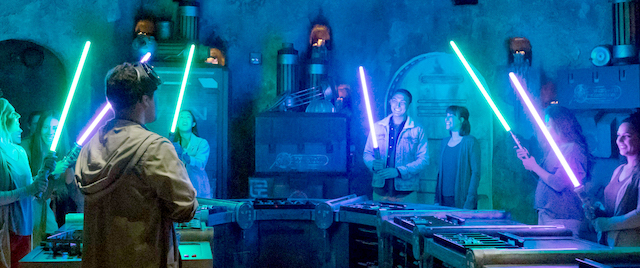 Here are the new rules for reservations at Star Wars: Galaxy's Edge