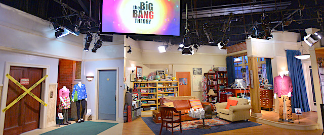 Step into The Big Bang Theory at the Warner Bros. Studio Tour