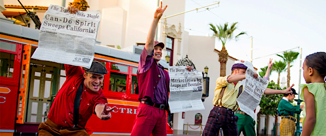 Latest news industry layoff hits Disney's Buena Vista Street