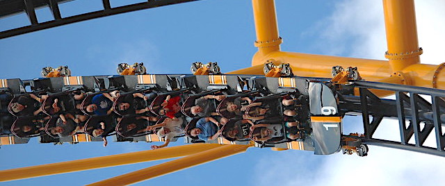 The Steel Curtain debuts at Kennywood