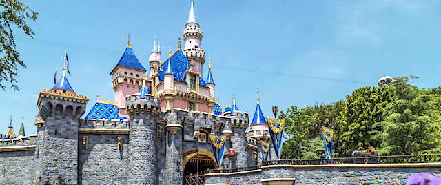 Why does attendance seem to be down at Disneyland this summer?