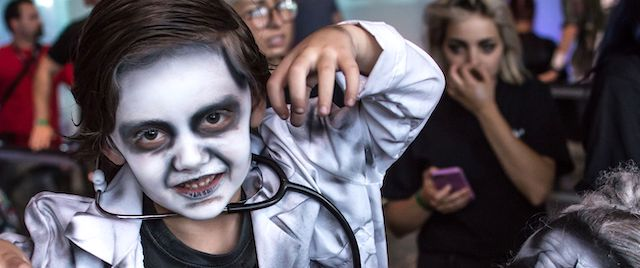 La saison d'Halloween est prête pour le coup avec Midsummer Scream