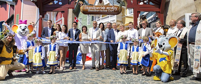 Europa Park reopens its Scandinavia land