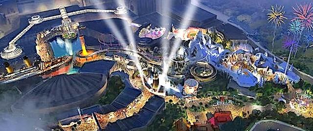 Un règlement autorise l'ancien parc Fox World à ouvrir l'année prochaine