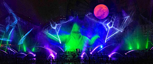 First look: Disney's Villainous World of Color show