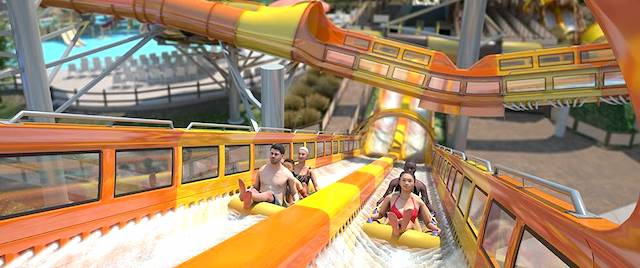 Holiday World announces first flat-launched racing water coaster