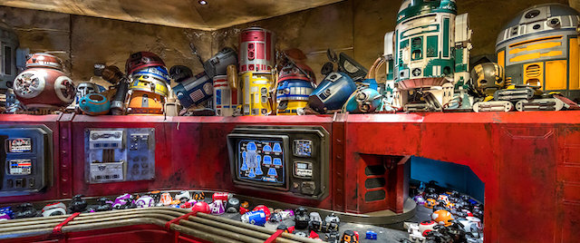 Reservations now open for Droid Depot at Galaxy's Edge