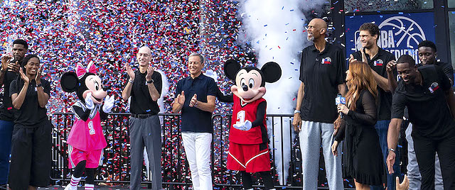 NBA Experience opens at Disney World's Disney Springs