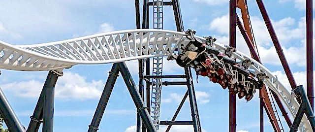Catching up with Six Flags' Maxx Force