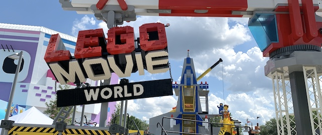 The Lego Movie World is coming to Legoland California