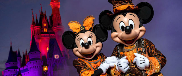 Disney World's Halloween party kicks off with new ticket option